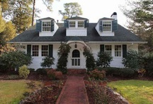 Cottage Inspiration / We Love Cottages! Take some inspiration for your home and add a little Cottage Style! / by Cottage Neighborhood