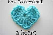 Crochet Me! / Craft Projects, especially crochet. :) / by Alicia Thompson