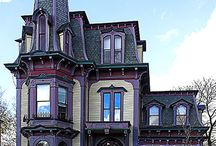 Victorian Houses / by Allira M