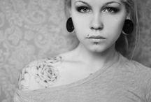 tattoos / by Kelly van Viersen