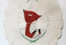 Embroidery / by Violeta Escobar