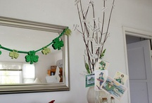 March / Dr. Seuss & St. Patricks Day / by Diana Loader