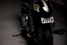 Motorcycle lover and cars / by B.$.M
