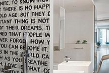 Bathroom | Banheiro / by Casa de Estar
