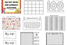 100th Day Activties / by Marisa Trevino