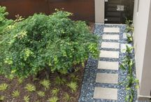 Outdoor living and landscaping / by Christina Thibault