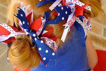 Hair Bows / by Jennifer King
