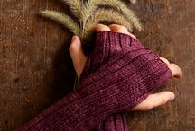 Handwarmers/Fingerless Gloves / by Ashley @ A Crafty House