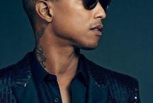 Pharrel Williams :3 / by Mariana Pérez