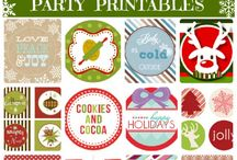 Christmas party / by Rose Pascual