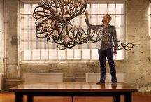 It's all in the Lighting / From chandeliers to sunbeams / by Artefact Design & Salvage