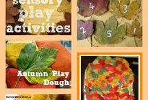 Autumn Learning / by Charissa Lynn