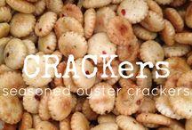 Snacks / by Megan Kallemeyn