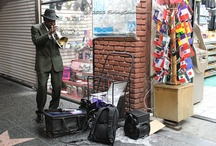 Global Busking / cool busking photos from around the world / by Omar Kattan