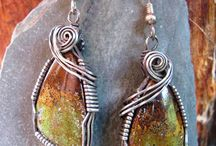 Wire Wrapping / by KL Jewelry Design