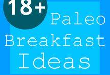 Recipes -  Breakfast / by Melissa Gifford
