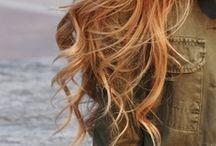 lovely hair. / by Mckenna Hawkins