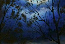 BLUE BEAUTY / by Kathryn Bonner