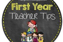 Classroom organization ideas / An attempt to be that teacher / by Jenny Fiegel