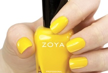 Zoya Stunning & Irresistible Collections - Summer 2013 / JUST LIKE THE SUN, YOU ARE THE CENTER OF IT ALL... Summer brings the sunniest colors to nails! Including six super shiny creams and six fresh foil metallics to put all the focus on the brightest shining light in any room - YOU!  / by Zoya Nail Polish