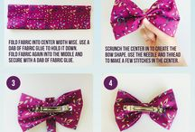 Bows for All / Bows , headbands , hair crafts  / by Alison Wilson
