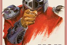 JOIN NOW / Join the Corps / League / Autobots / Decepticons / Foot Clan / by Paul Bernal