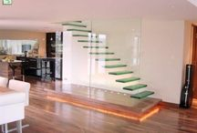 Stairs and staircases / by Pascale De Groof