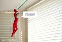 Elf on the Shelf / by Cat Jorgens