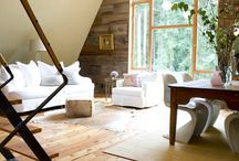 barn house / by Melissa Campbell
