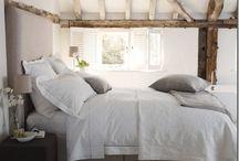 Bedrooms / by Rhonda Stephens