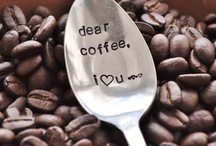 Coffee, Tea & Chocolate / by Cheryl Darr