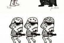 <3 Star Wars <3 / by Lau Vader