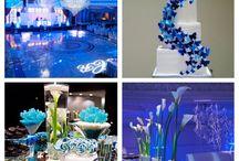 Azul. / by Scotuzzi Eventos