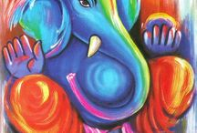 Ganesha, Remover of Obstacles, Lord of New Beginnings / by James Nolan