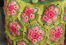 Crochet Hooker / Okay, so it's tons of crochet stuff again, but crochet is the ONE thing I can do when I can't manage anything else.  It's simple, mostly portable.  What's not to love? / by Johanna Jimenez