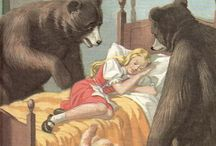 Boucle d'or et les trois ours / by Elisabeth Couloigner