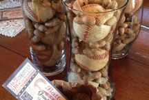 Baseball party / by Nicole Jones/Reeve