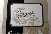Cards - Sympathy / by Florence Savarese