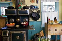 Antiques & Reproduction & Retro / by So Cheeky