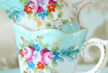 Teapots &cups / by Melody Southern