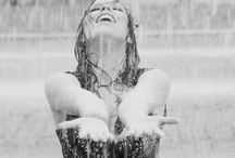 Rain / by Ashley Hoover