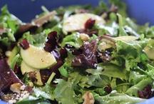 Salads / by Kelly Wiersema