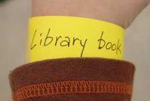 library / by Tula Shamhart