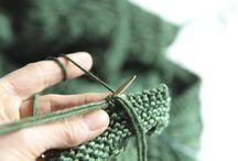Knitting stuff / by Cyndi Mehling