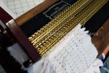 Heirloom sewing / by Lindee Miller Goodall