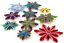 Paper Quilling Flowers / by TRupti More