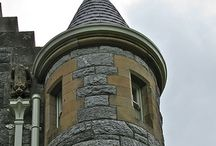 Turrets / by Storybook Homes