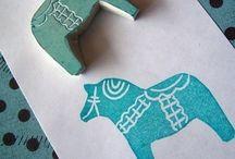 Stamps / by Em Stafrace