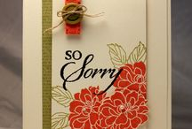 Sympathy Cards / by Sheri Frame