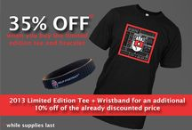 Merchandise Sale - 25% Off / We're having a merchandise blowout sale! Get 25% off all store merchandise.  / by Help-Portrait
